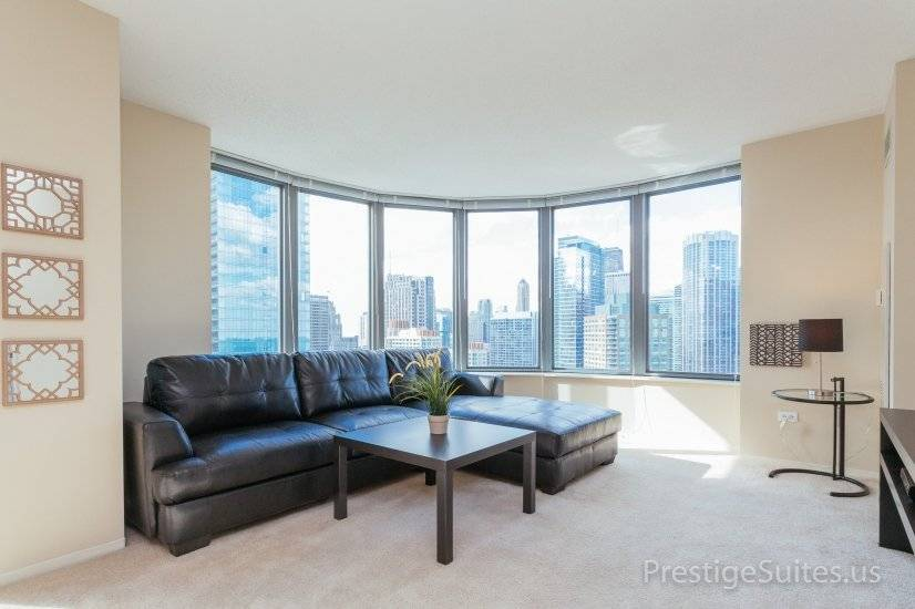 Millennium Park 2 BEDROOM Michigan Ave