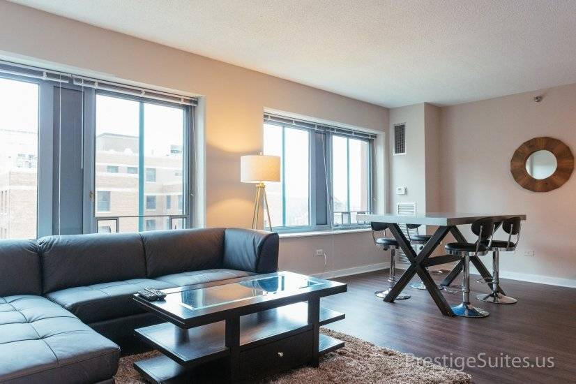 New big high-end 2 bd 2 bh /northwestern