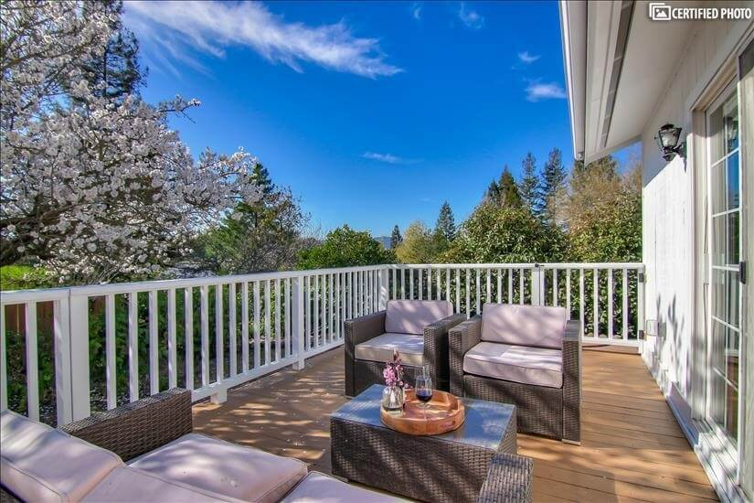 Executive Furnished House in Walnut Creek wit...