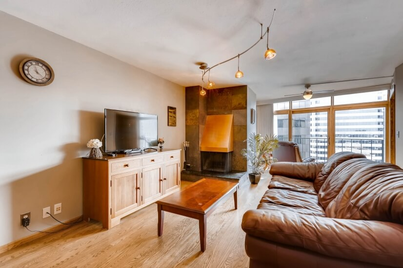 Furnished High-Rise in LoDo Denver