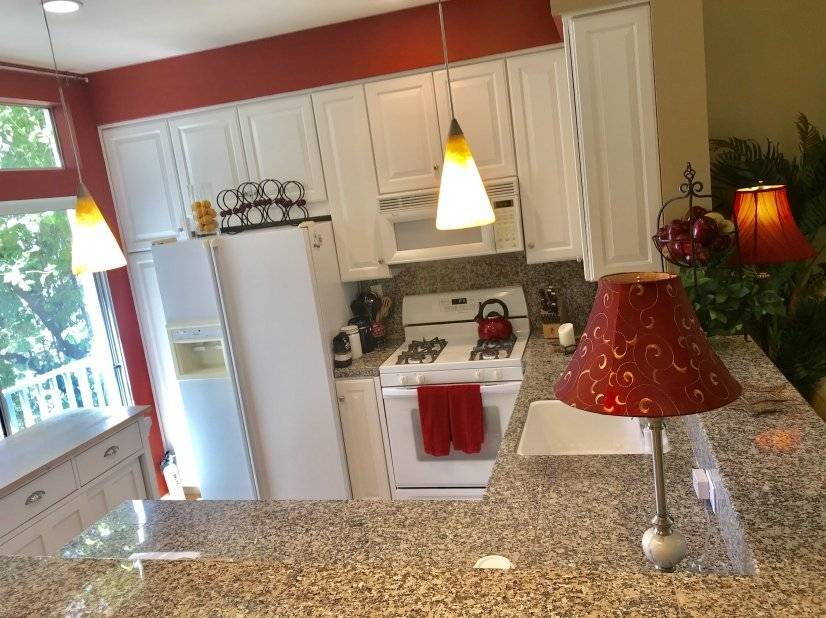 image 3 furnished 3 bedroom Townhouse for rent in Mountain View, San Mateo (Peninsula)