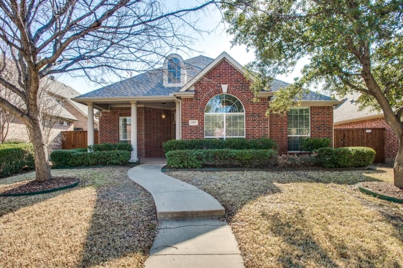 Upgraded West Frisco 3BR/2BA Home
