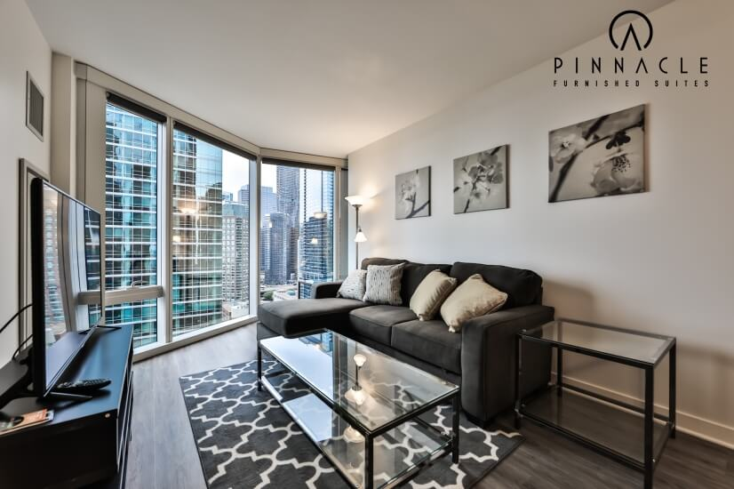 image 1 furnished 1 bedroom Apartment for rent in Loop, Downtown