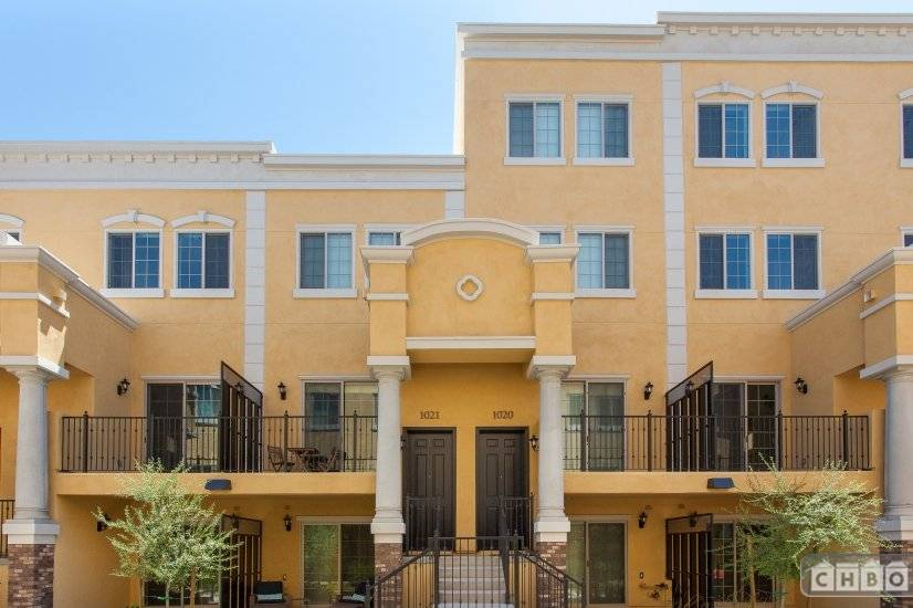 image 1 furnished 2 bedroom Townhouse for rent in Tempe Area, Phoenix Area