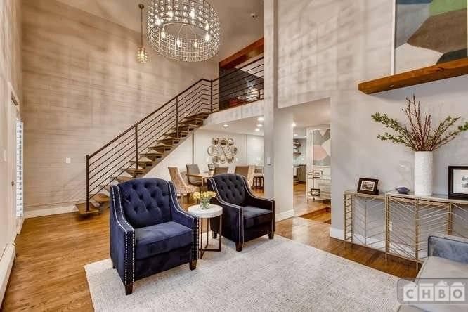 image 1 furnished 2 bedroom Townhouse for rent in City Park, Denver Central