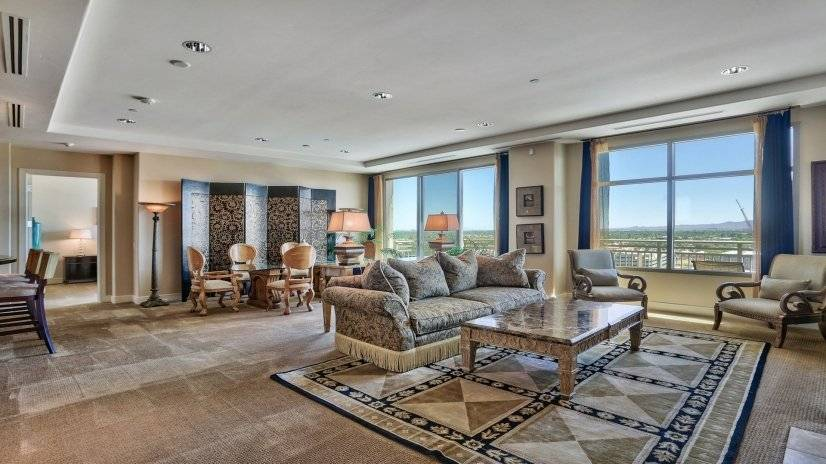 Great Room with Unobstructed Views
