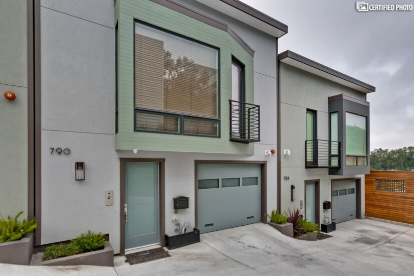 New Executive Rental in Bernal Heights