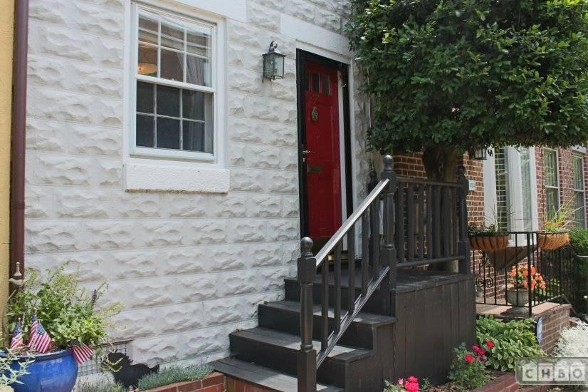 Red Door Charm