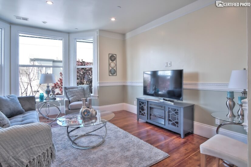 image 4 furnished 4 bedroom Apartment for rent in Mission District, San Francisco