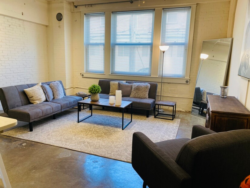 Furnished Condo in Downtown SA