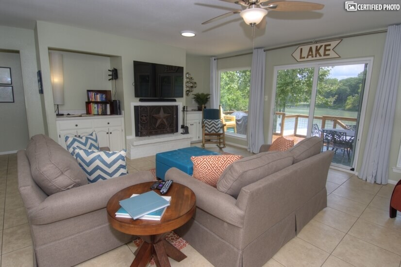 Lake Placid Furnished Waterfront Home