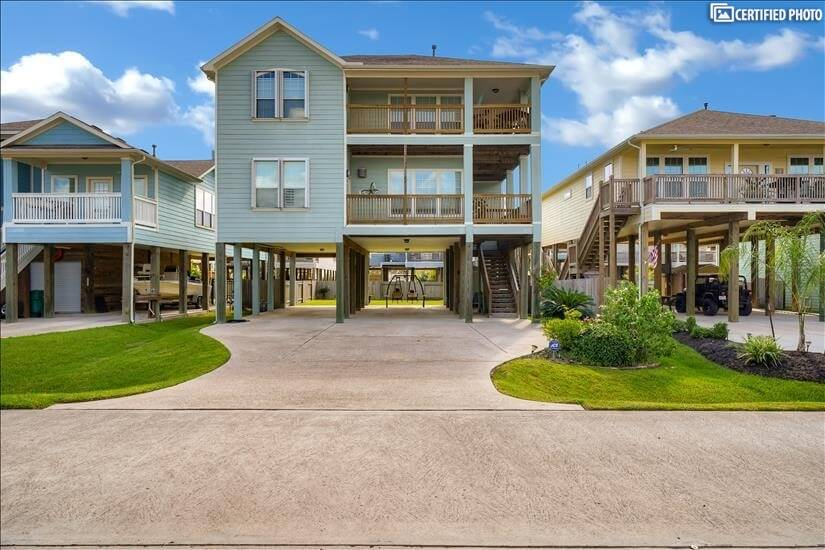 Furnished Executive BayHome Seabrook,TX