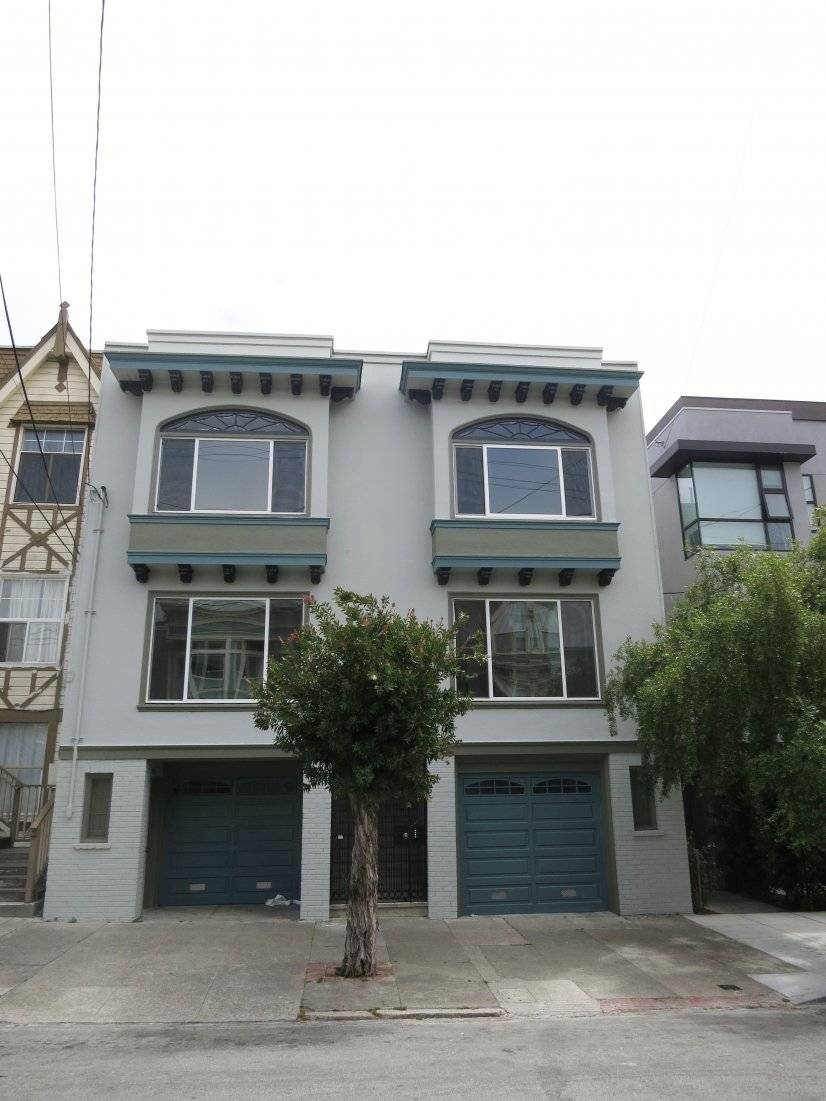 image 1 unfurnished 2 bedroom Townhouse for rent in Mission District, San Francisco