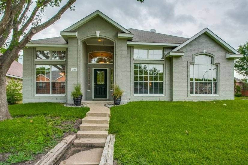 Single Story Executive Home in McKinney