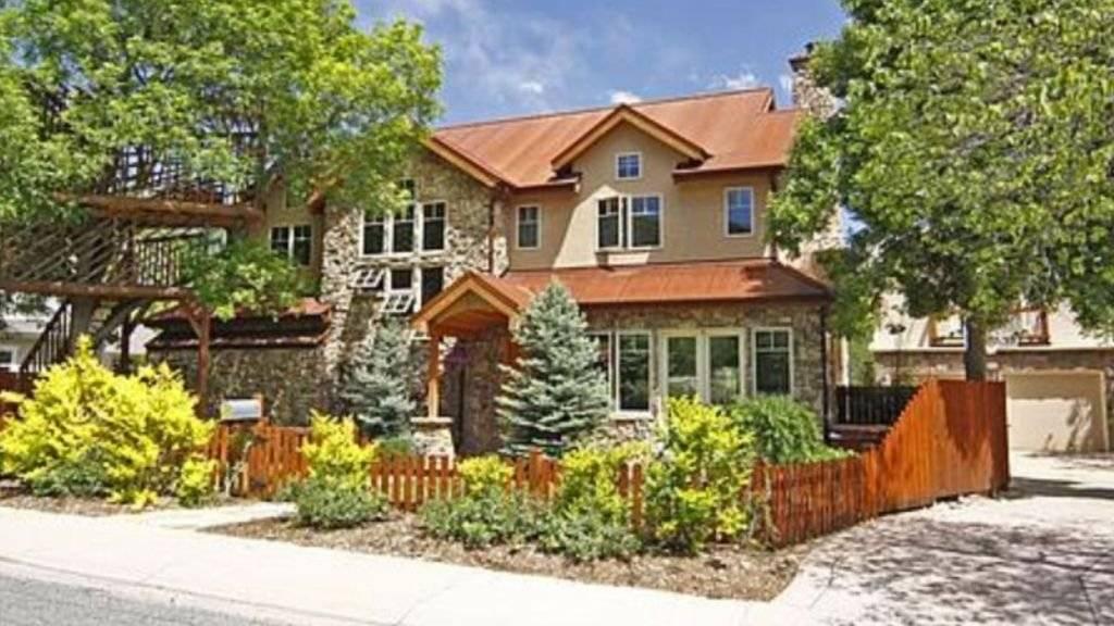 Custom Home in the Most Walkable Neighborhood in Boulder