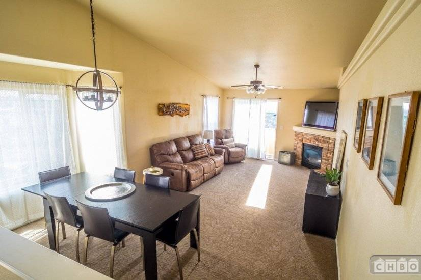 image 1 furnished 2 bedroom Townhouse for rent in Divine Redeemer, Colorado Springs