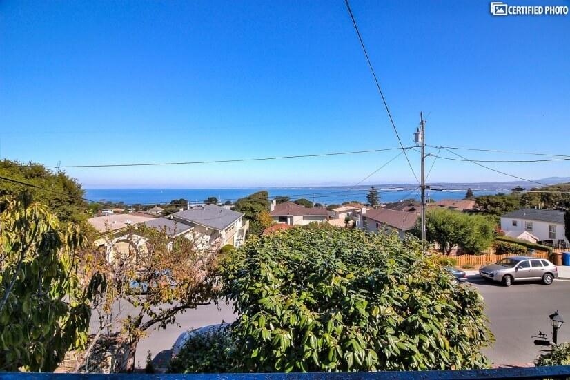 Views of Monterey Bay