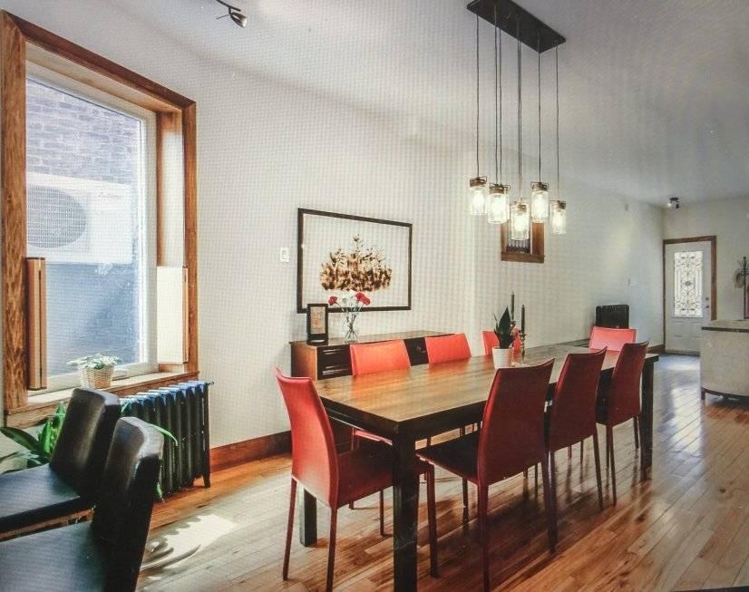 Open concept modern living 2100 sq ft home in trendy Queen W