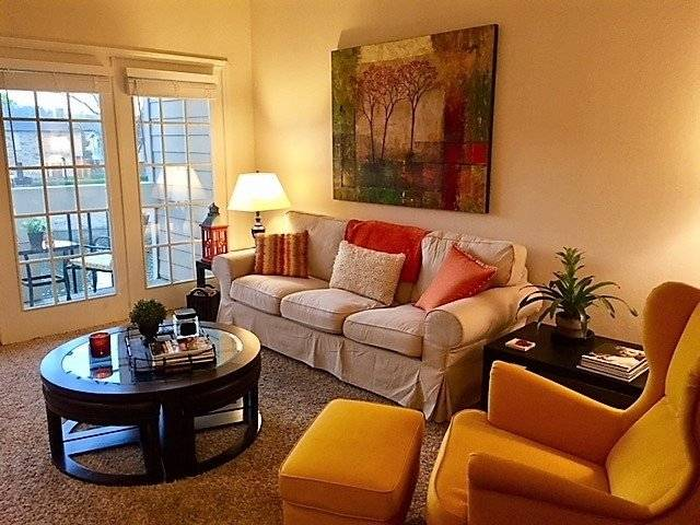 n dallas condo with relaxing water view furnished condo for rent