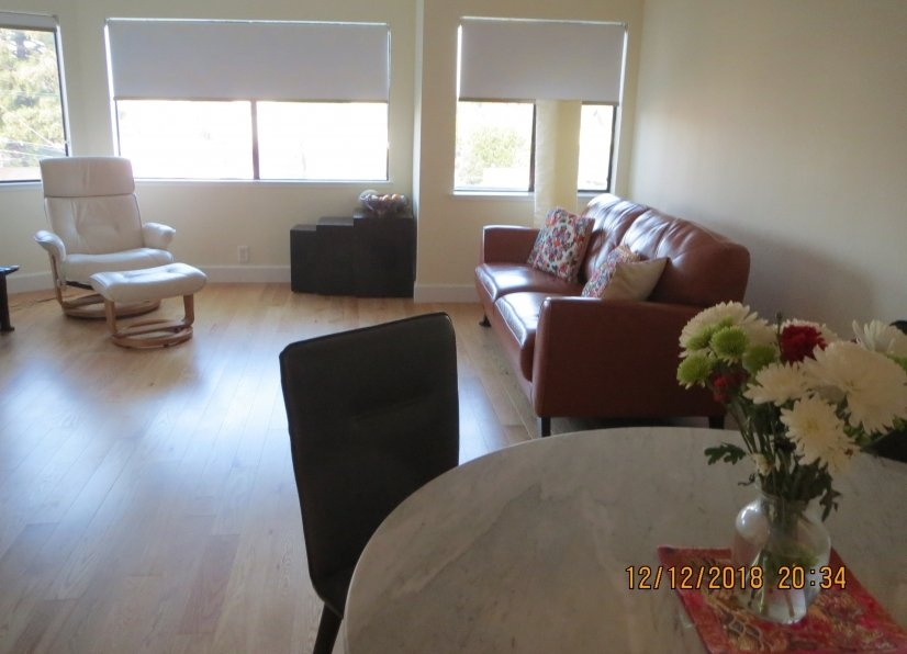 Bright Spacious Furnished Condo