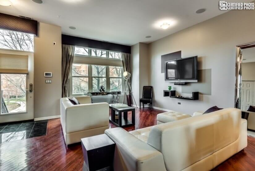 Chicago Furnished Executive Townhome