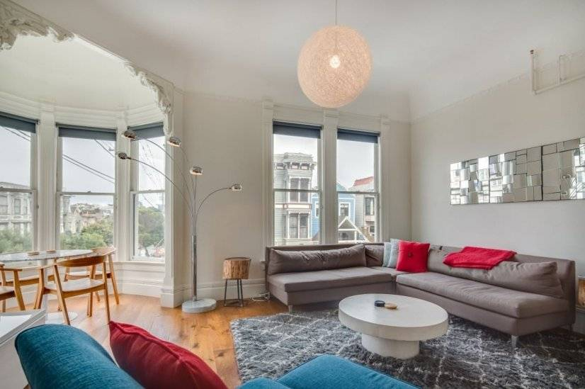 image 1 furnished 2 bedroom Apartment for rent in Haight-Ashbury, San Francisco