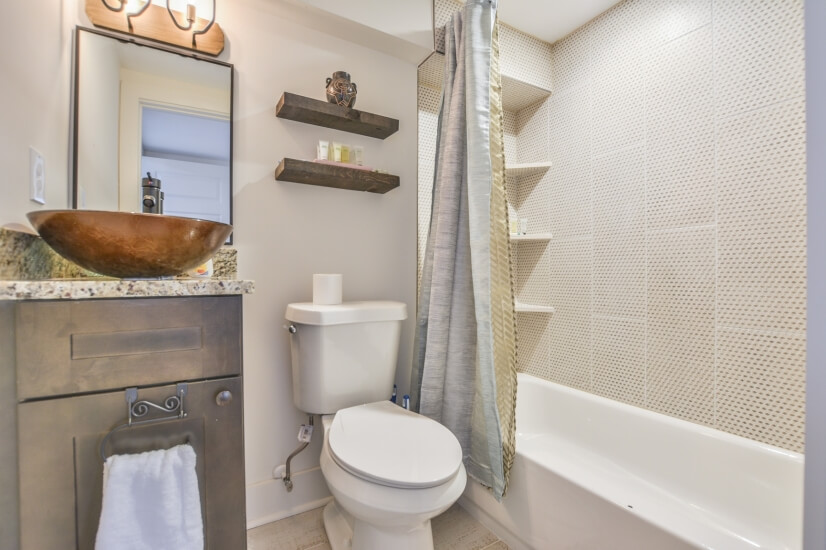 Bathroom for 3rd Bedroom
