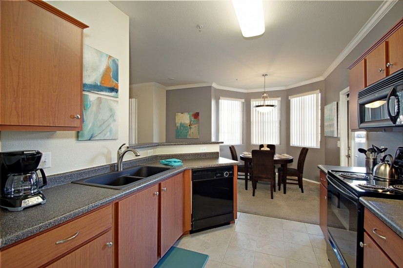 image 3 furnished 2 bedroom Townhouse for rent in Mesa Area, Phoenix Area