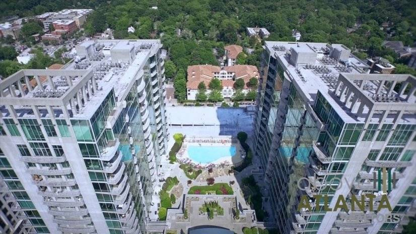 image 1 furnished 2 bedroom Townhouse for rent in Buckhead, Fulton County