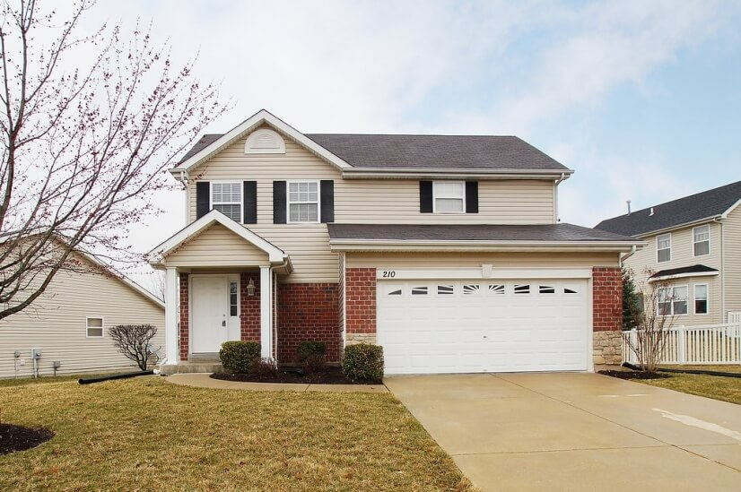 image 1 furnished 2 bedroom House for rent in Wentzville, St Louis Area