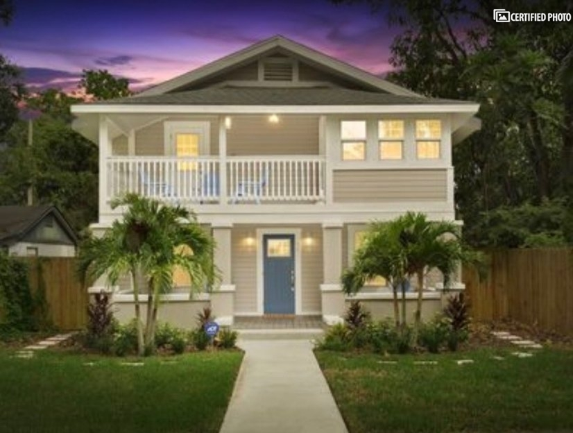 $3565 4 St Petersburg Pinellas St. Petersburg, Central West FL