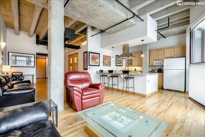 Luxury Loft Heart of Downtown Denver
