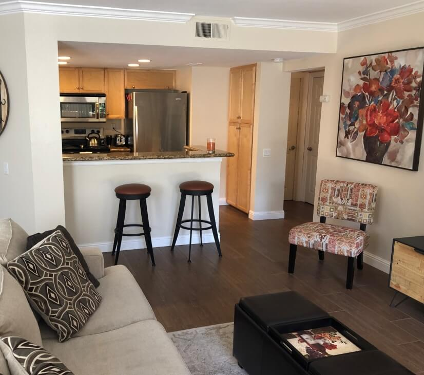 Fully Furnished Condo in Rancho Bernardo