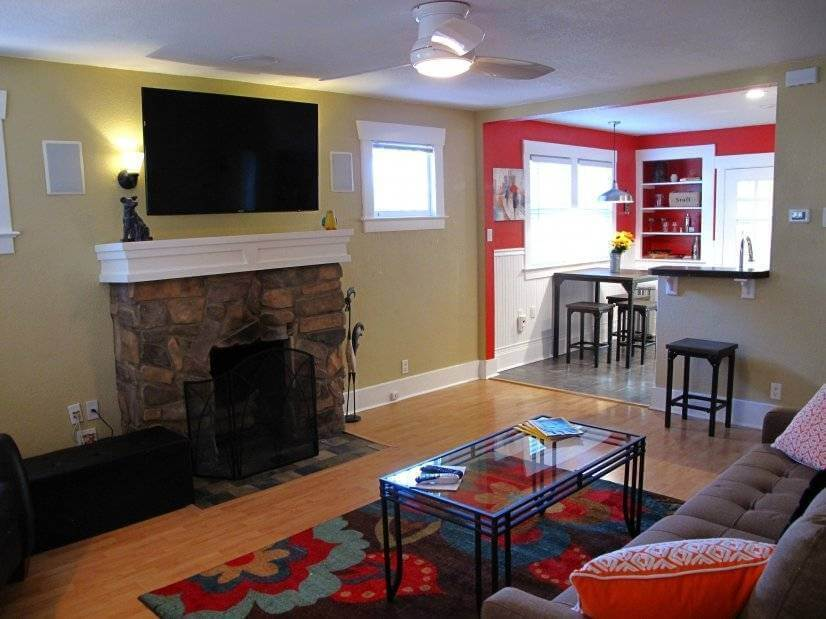 Furnished 2 bedroom Old North End