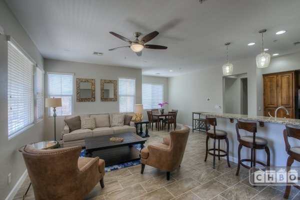 image 4 furnished 2 bedroom Townhouse for rent in Chandler Area, Phoenix Area