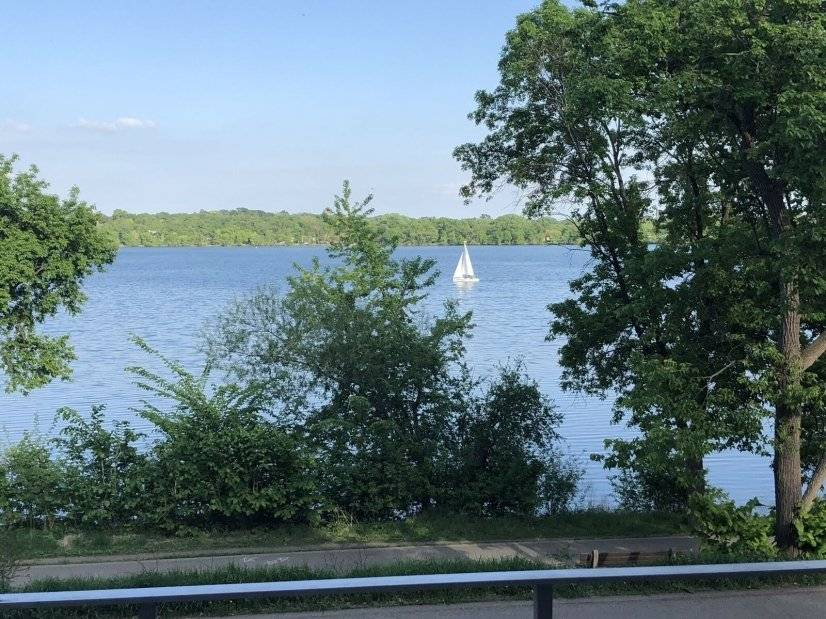 Furnished Condo with Lake Harriet Views