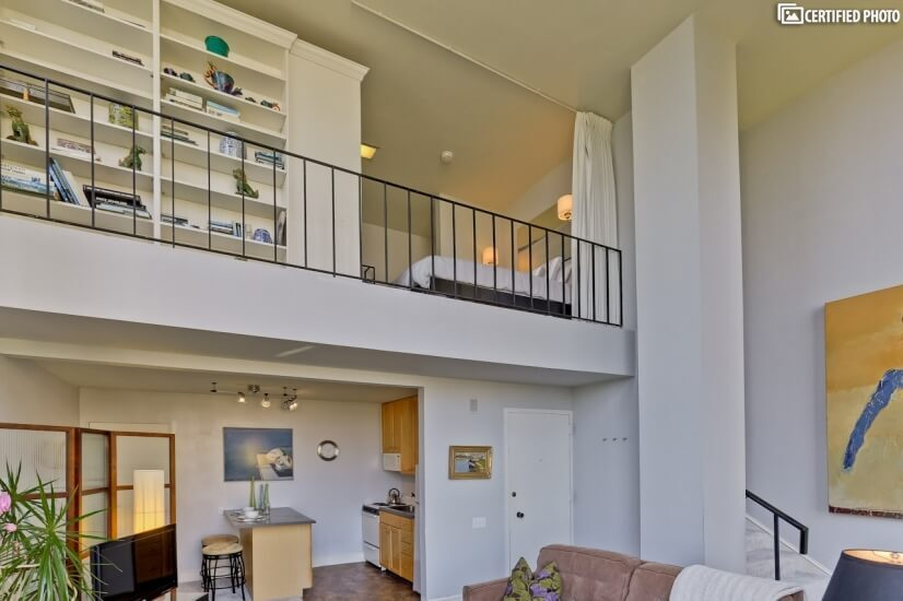 image 9 furnished 1 bedroom Townhouse for rent in North Beach, San Francisco