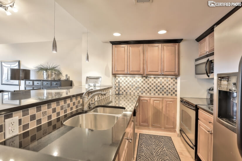 Granite and Stainless Shines