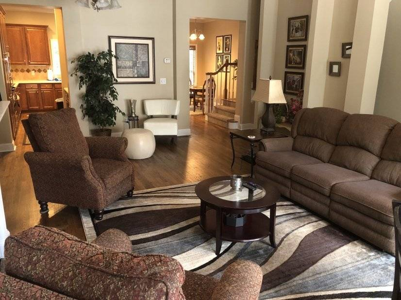 3br/3.5ba Furnished Decatur Townhouse