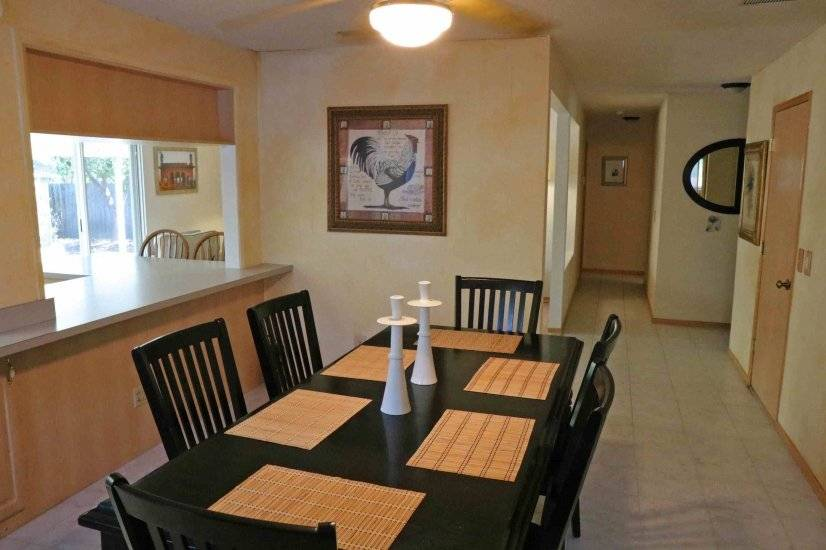 Calistoga Furnished Rental Home