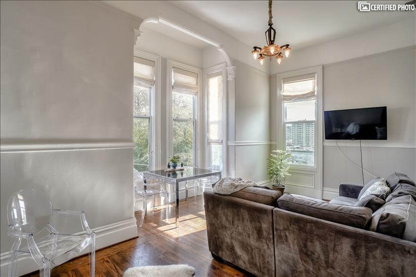 Pac Heights Penthouse Great location
