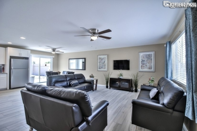 image 1 furnished 3 bedroom House for rent in North Las Vegas, Las Vegas Area