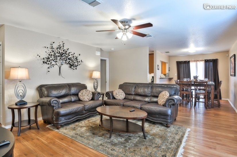Cortland Oak Furnished Home