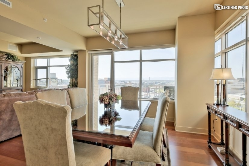 High-end furnished condo in LoDo Denver