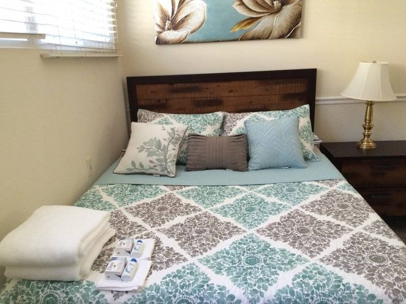 Furnished Cozy 3 Bdrm Home near SDSU