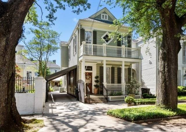 $5800 3 Garden District, New Orleans Area