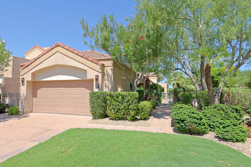 image 1 furnished 2 bedroom Townhouse for rent in Scottsdale Area, Phoenix Area