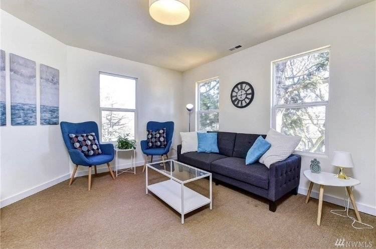 image 4 furnished 2 bedroom Townhouse for rent in Capitol Hill, Seattle Area