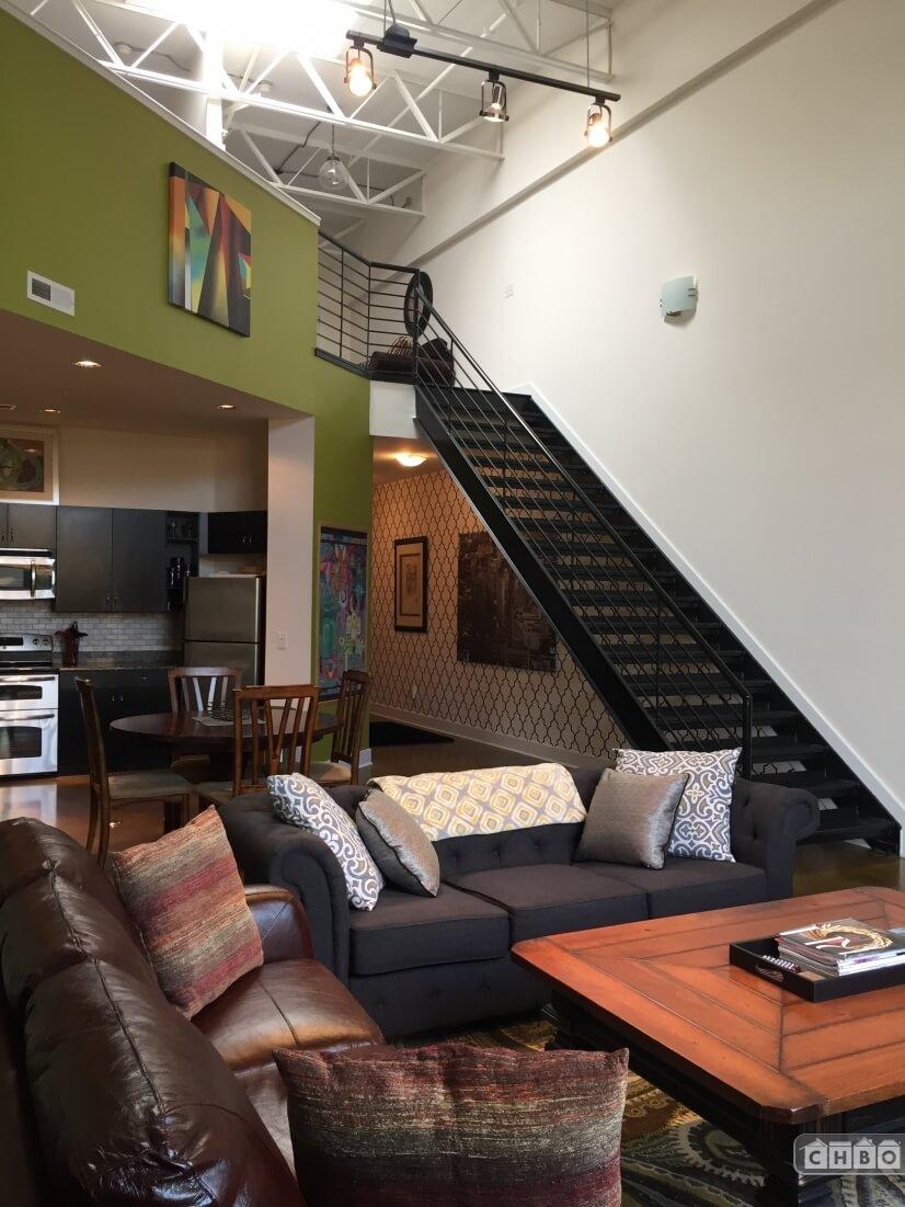 image 6 furnished 2 bedroom Loft for rent in Pineville, Mecklenburg County
