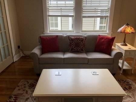 Living Room as you walk into condo